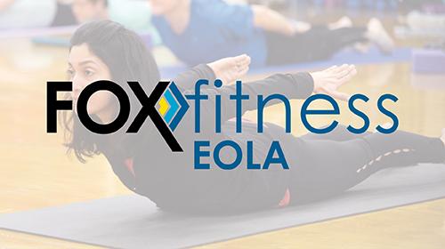 Fox Fitness Eola logo