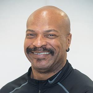 Trainer Tony Alston Headshot