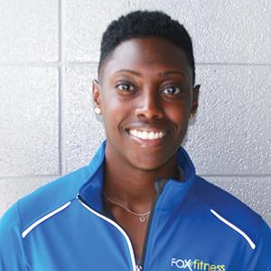 Trainer Rosalyn Dunson Headshot