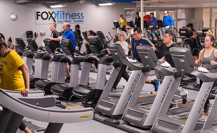Fox Fitness At Vaughan Fox Fitness