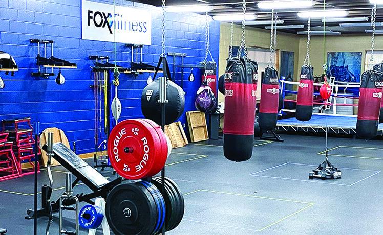 Fox Fitness at Copley Equipment