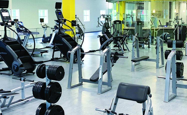 Fox Fitness at Eola Equipment